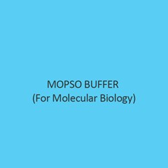Mopso Buffer (For Molecular Biology)