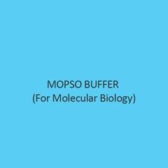 Mopso Buffer (For Molecular Biology)