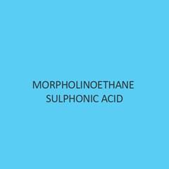 Morpholinoethane Sulphonic Acid (Mes) (Monohydrate)