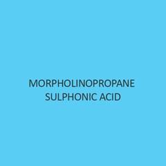 Morpholinopropane Sulphonic Acid (Mops)