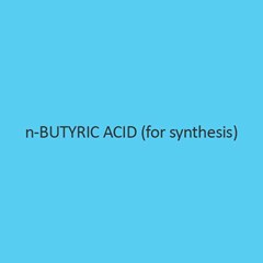 N Butyric Acid For Synthesis
