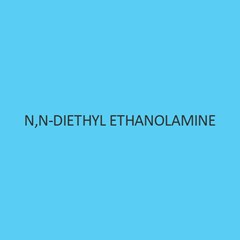 N N Diethyl Ethanolamine