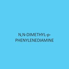 N N Dimethyl P Phenylenediamine