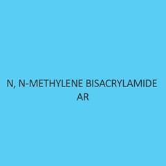 N N Methylene Bisacrylamide AR