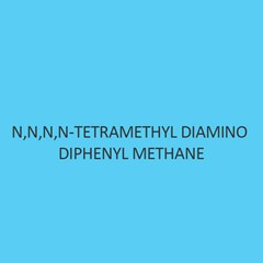 N N N N Tetramethyl Diamino Diphenyl Methane