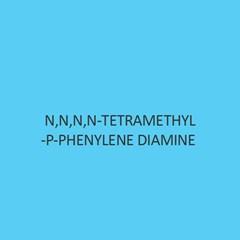 N N N N Tetramethyl P Phenylene Diamine Dihydrochloride