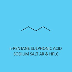 N Pentane Sulphonic Acid Sodium Salt AR & Hplc (monohydrate)