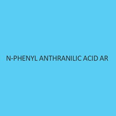 N Phenyl Anthranilic Acid AR