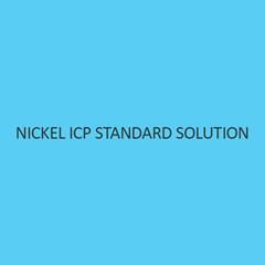 Nickel ICP Standard Solution 1000Mg Per L In Nitric Acid