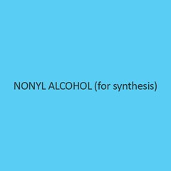 Nonyl Alcohol (For Synthesis)