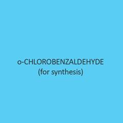 O Chlorobenzaldehyde