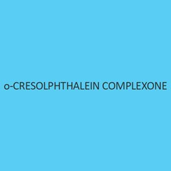 O Cresolphthalein Complexone