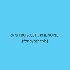 O Nitro Acetophenone (For Synthesis)