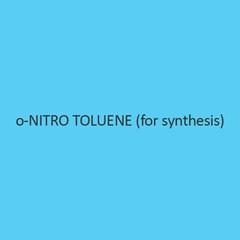 O Nitro Toluene (For Synthesis)