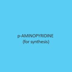 p Aminopyridine