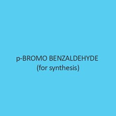 P Bromo Benzaldehyde For Synthesis