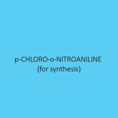 P Chloro O Nitroaniline For Synthesis