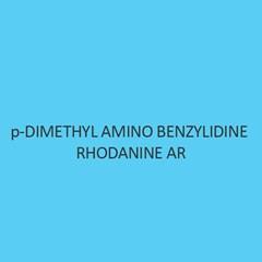 P Dimethyl Amino Benzylidine Rhodanine AR