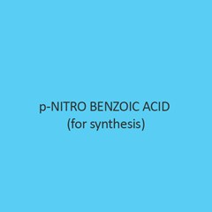P Nitro Benzoic Acid (For Synthesis)