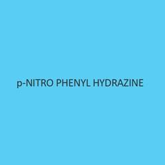 P Nitro Phenyl Hydrazine