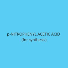 P Nitrophenyl Acetic Acid (For Synthesis)