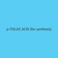p Toluic Acid (for synthesis)