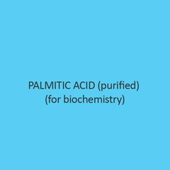 Palmitic Acid (Purified) (For Biochemistry)