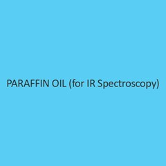 Paraffin Oil (For IR Spectroscopy)