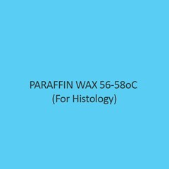 Paraffin Wax 56-58C (For Histology)