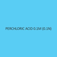 Perchloric Acid 0.1M (0.1N)