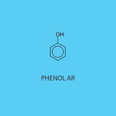 Phenol (Crystals) AR (Hydroxybenzene) (Carbolic Acid)