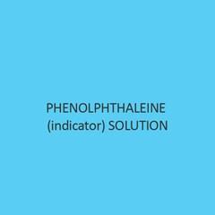 Phenolphthaleine (Indicator) Solution