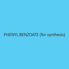 Phenyl Benzoate (For Synthesis)