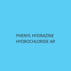 Phenyl Hydrazine Hydrochloride AR