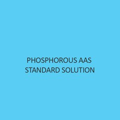 Phosphorous AAS Standard Solution