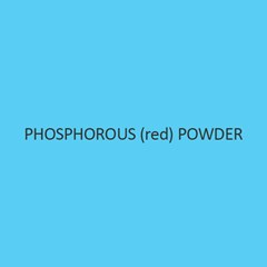 Phosphorous (Red) Powder