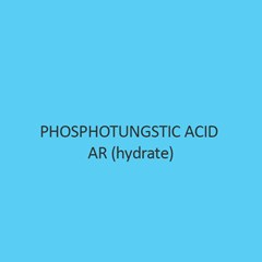 Phosphotungstic Acid AR (Hydrate)