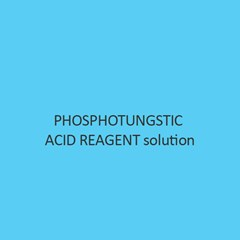 Phosphotungstic Acid Reagent Solution