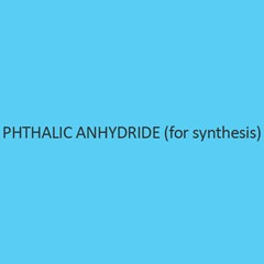 Phthalic Anhydride (For Synthesis)