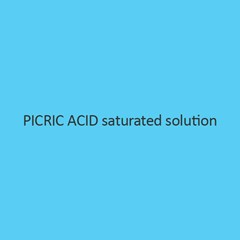 Picric Acid Saturated Solution (2 4 6 Trinitrophenol)