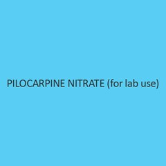 Pilocarpine Nitrate (For Lab Use)