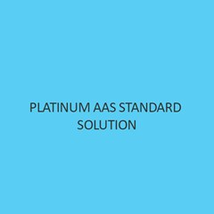 Platinum AAS Standard Solution
