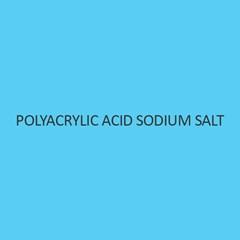 Polyacrylic Acid Sodium Salt