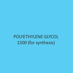 Polyethylene Glycol 1500 (For Synthesis) (Carbowax 1500)