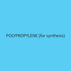 Polypropylene (For Synthesis)
