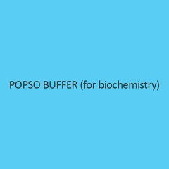 Popso Buffer (For Biochemistry)