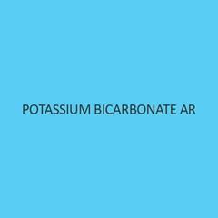 Potassium Bicarbonate AR (Potassium Hydrogen Carbonate)