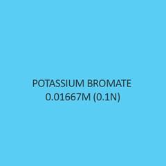 Potassium Bromate 0.01667M (0.1N)