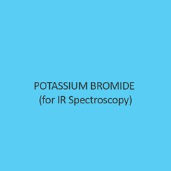 Potassium Bromide (For IR Spectroscopy)