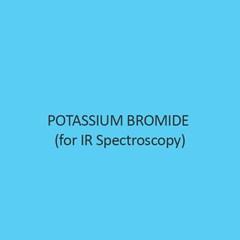 Potassium Bromide (For IR Spectroscopy)